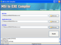 MSI to EXE Compiler 1