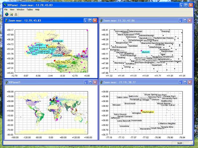 VIPlanet Screenshot 1