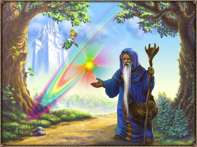 Feyruna 2 - The Druids Screenshot 1