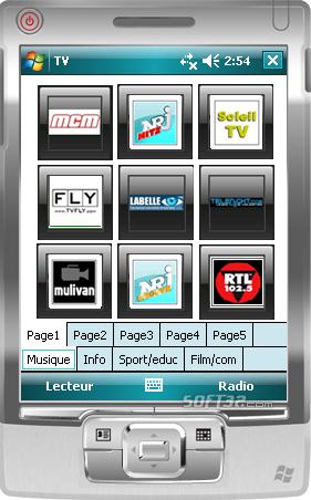 PPCPlayerGo Screenshot 1