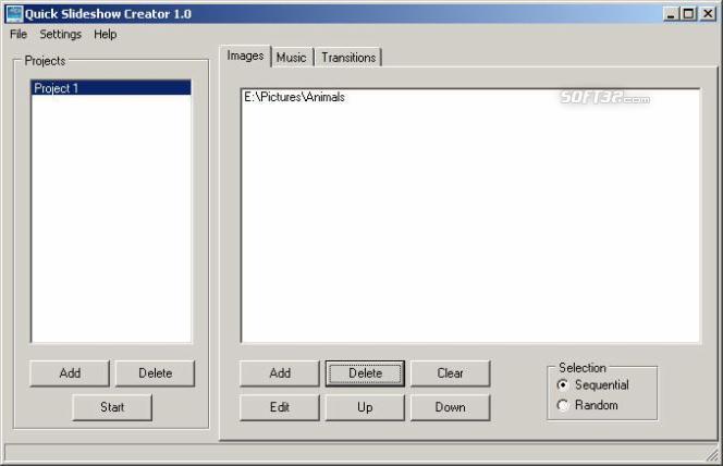 Quick Slideshow Creator Screenshot 3