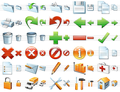 Standard Software Icons 1