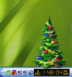 Xmas Tree Screenshot