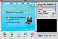 iTool DVD to FLV Converter for MAC Screenshot 2