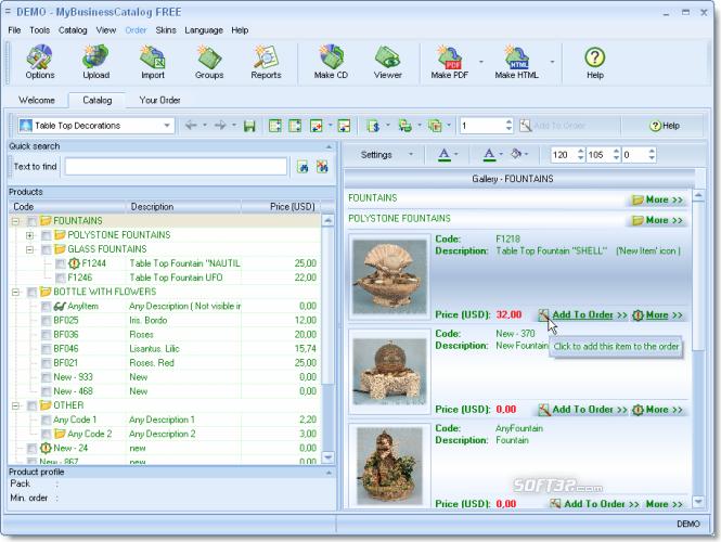 MBCatalog FREE Screenshot 2