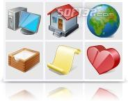 Vista Artistic Icons Screenshot 2