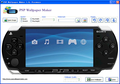 PSP Wallpaper Maker 1