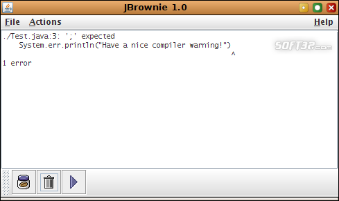 JBrownie Screenshot 3