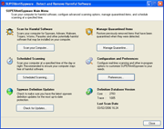 SUPERAntiSpyware Professional Screenshot 1