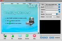 iTool DVD to PSP Converter for MAC Screenshot 3