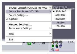 WebCamSplitter Pro Screenshot 2