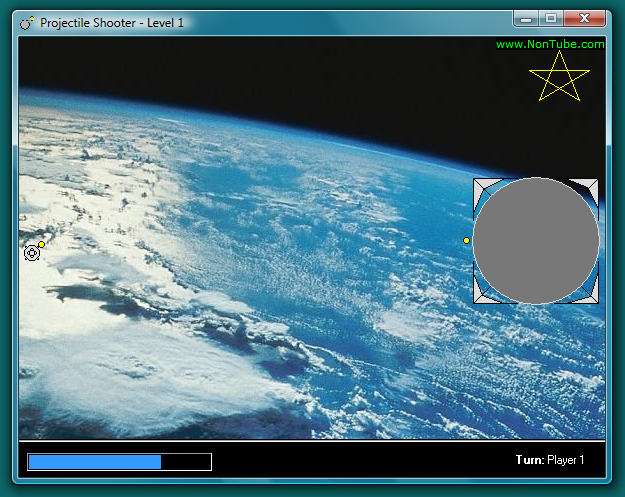 Projectile Shooter Screenshot 1