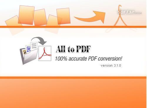 PDF-File All To PDF Converter Screenshot 2