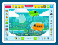 Sticker Activity Pages 3: Animal Town 1