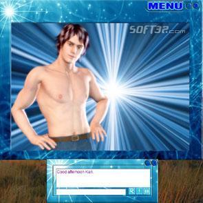 Sergio Virtual Boyfriend Screenshot 2