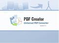 Docsmartz PDF Creator 1