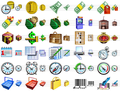 Business Software Icons 1