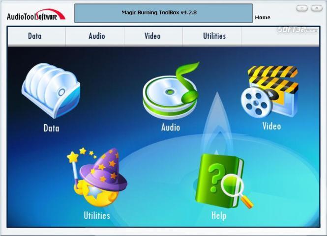 Magic Burning Toolbox Screenshot 3