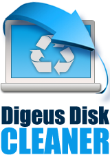 Digeus Disk Cleaner Screenshot 1