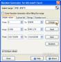 Random Generator for Microsoft Excel 3