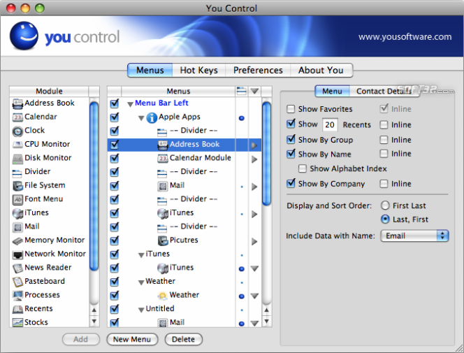 You Control Screenshot 2