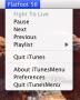 iTunesMenu 2