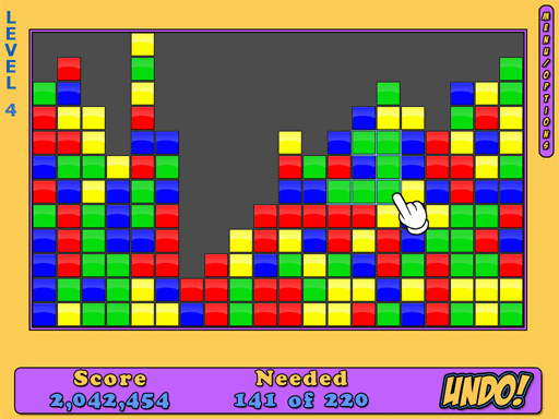 Block Stomp! Screenshot 1
