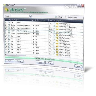 Clip Fetcher Screenshot 2
