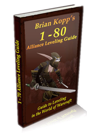 Brian Kopps Alliance Leveling Guide Screenshot