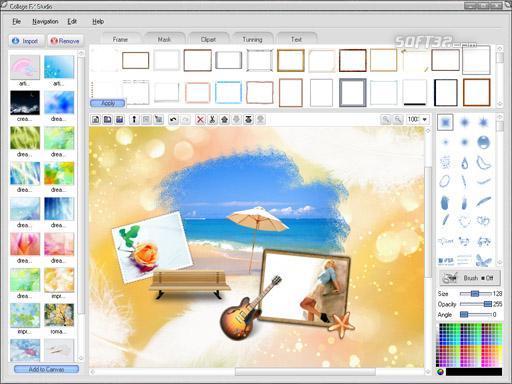 Collage FX Studio Screenshot 3