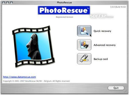 PhotoRescue Mac EN Screenshot 3