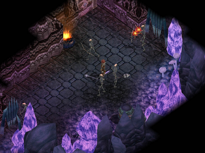 Kivis Underworld Screenshot