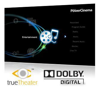 CyberLink PowerCinema Screenshot