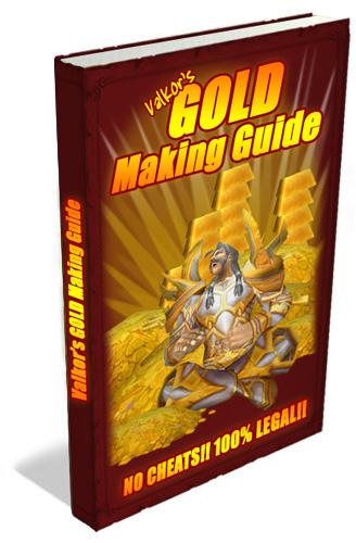Valkors WoW Gold Making Guide Screenshot