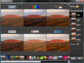 PhotoPerfect Express Screenshot