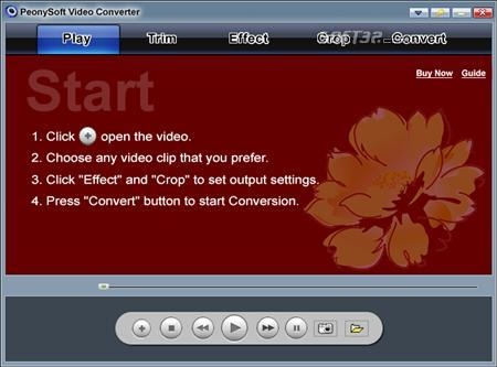 Video Converter (Single Mode) Screenshot 3