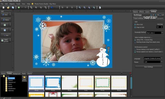 Photo Frame Studio Screenshot 3