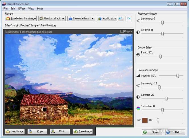 PhotoChances Photoshop Plugin Screenshot 3