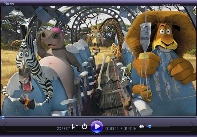 Free Movie Player Screenshot 3
