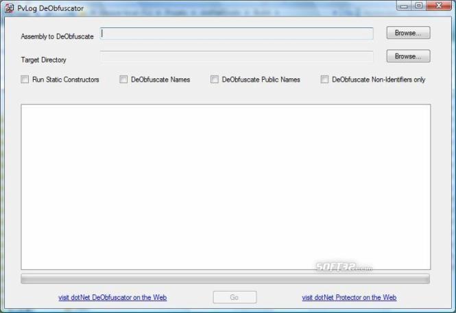 PvLog DeObfuscator 64-bit x64 Screenshot 3