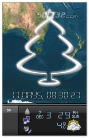 Snow Christmas Tree Screenshot 2