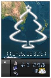 Snow Christmas Tree Screenshot 1