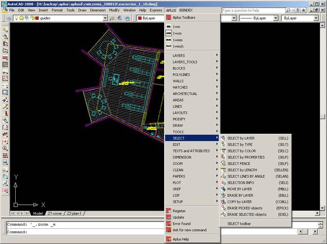 APLUS Screenshot