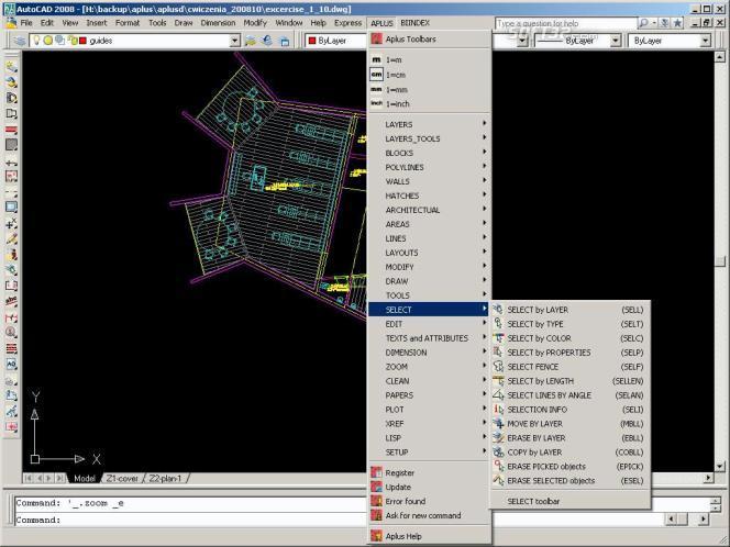 APLUS Screenshot 2