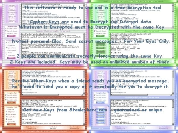 Shceffatan Encryptorizer Screenshot 1