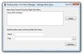 Desktop Right Click Menu Manager 1