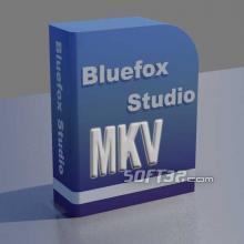 Bluefox MKV to X Converter Screenshot 2