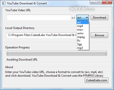 YouTube Download&Convert Screenshot 3