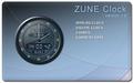 Zune Clock 1
