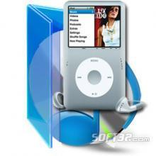 Tutu X to iPod Video Converter Screenshot 3